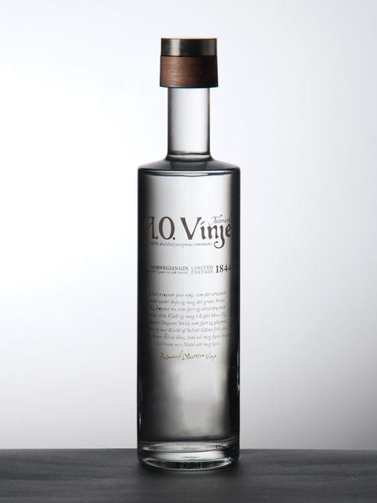 A O  Vinje # Gin of the World # Norway# | Spirits - Gin