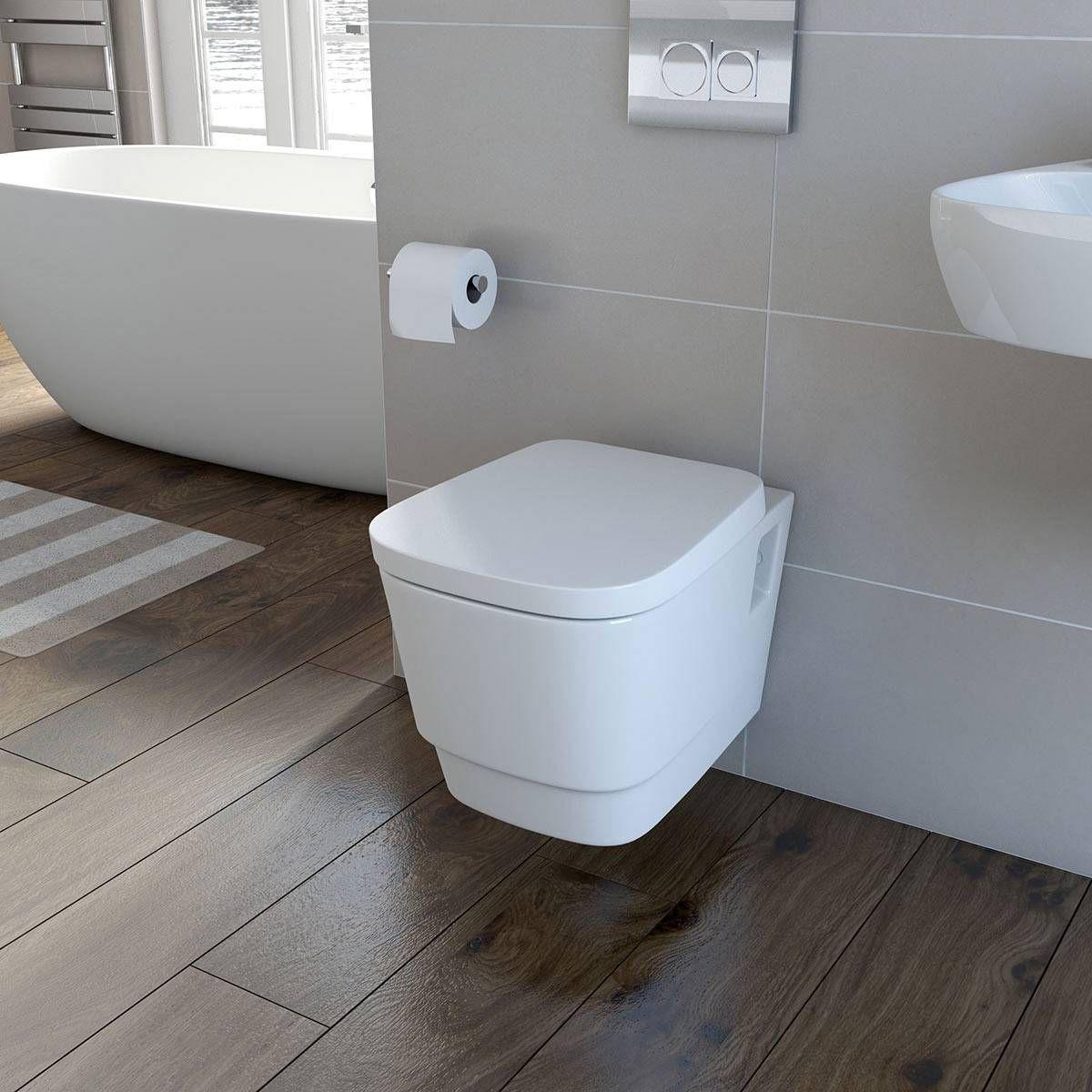 Back to wall toilet seat tsi petrol