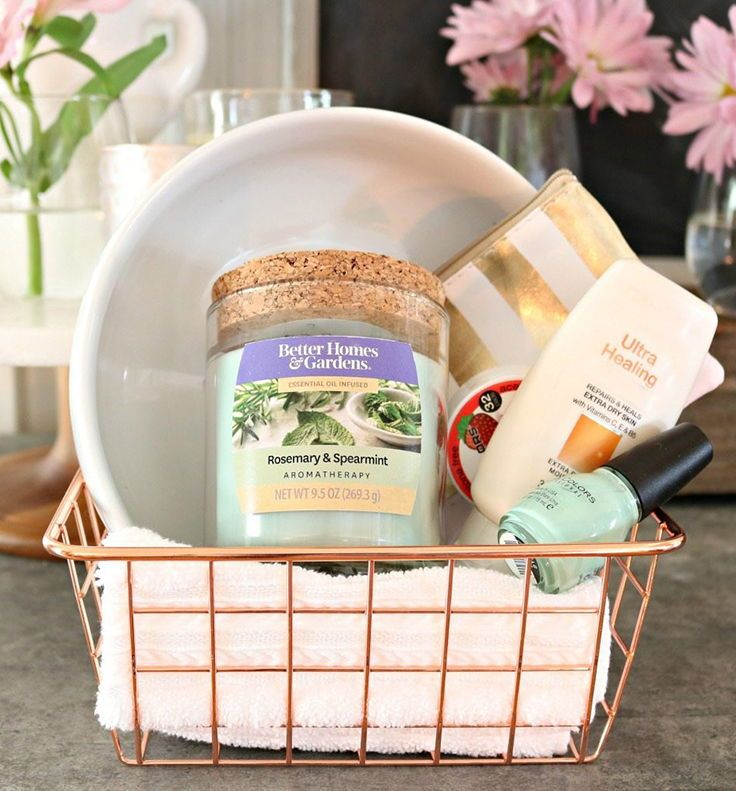 Better Homes u0026 Gardens Aromatherapy Gift Basket. Via Refresh Restyle & Better Homes and Gardens Aromatherapy Find Balance Candle 9.5oz ...