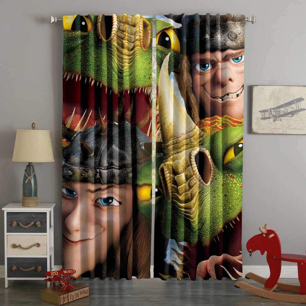 Batman Panel Curtains