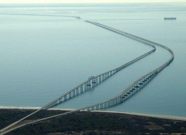 Chesapeake Bay Bridge Maryland
