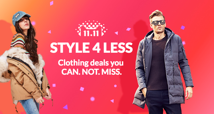 e623e4a9c63031  Style 4 Less   Clothing  deals you up to 60% off  comfy cozy and cute!  Only on 11.11!