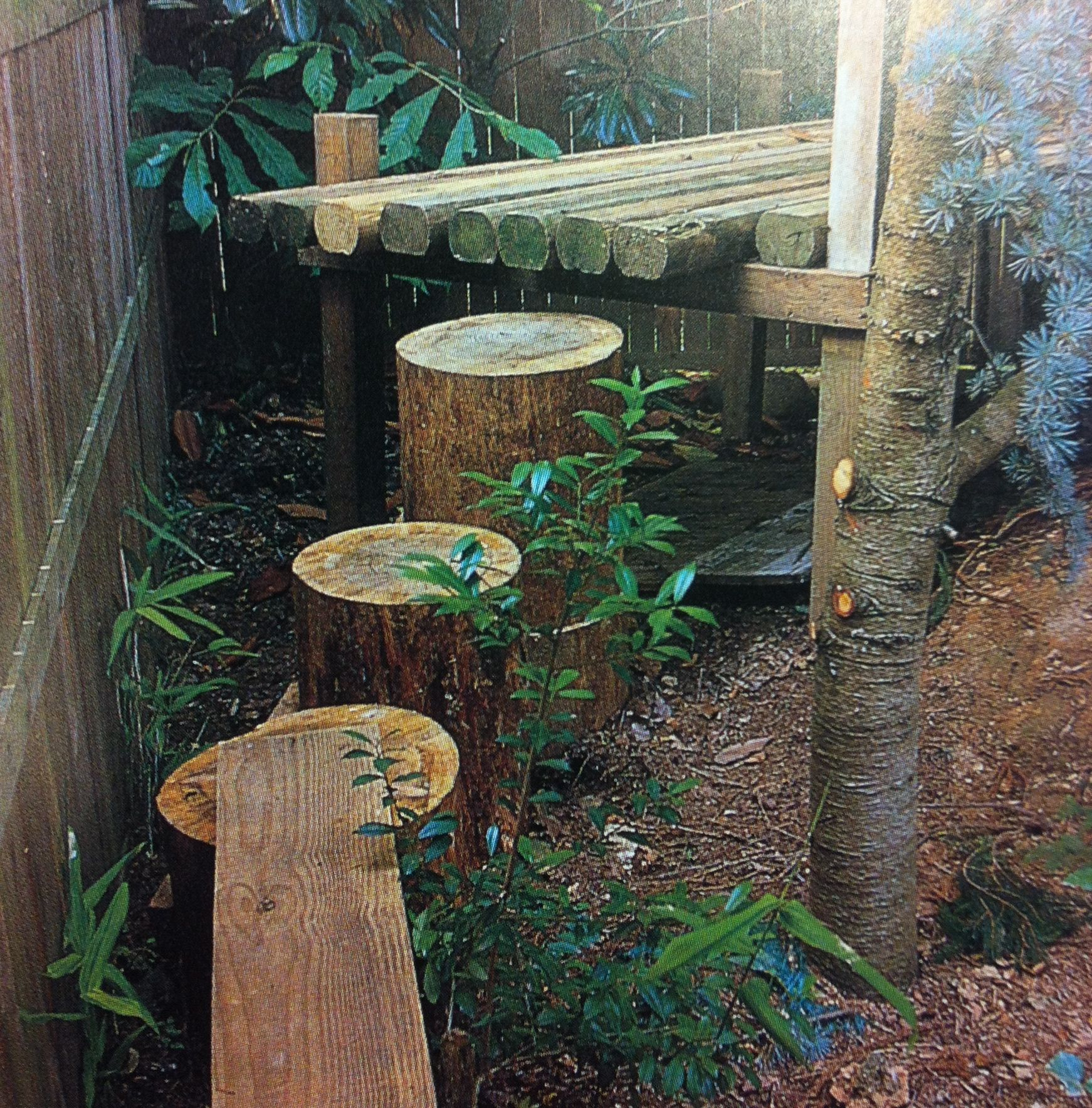 Outdoor Play Areas For Kids / Kids Walkways Create A Play Space That  Outlasts Normal Play Structures By Incorporating Elements That Promote  Unstructured ...