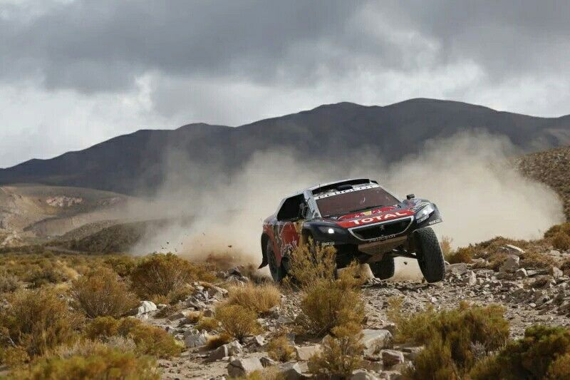 2008 DKR16 #Dakar 2016