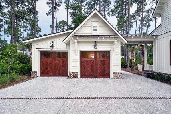 Top 60 Best Detached Garage Ideas Extra Storage Designs In 2020 Garage Door Design Detached Garage Building Design