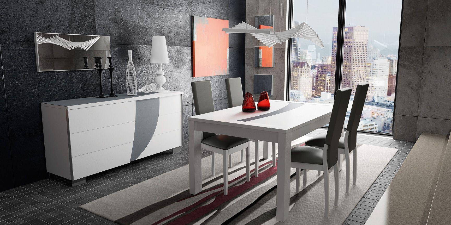 collection new york by ernest menard made in france 10 years guarantee. Black Bedroom Furniture Sets. Home Design Ideas