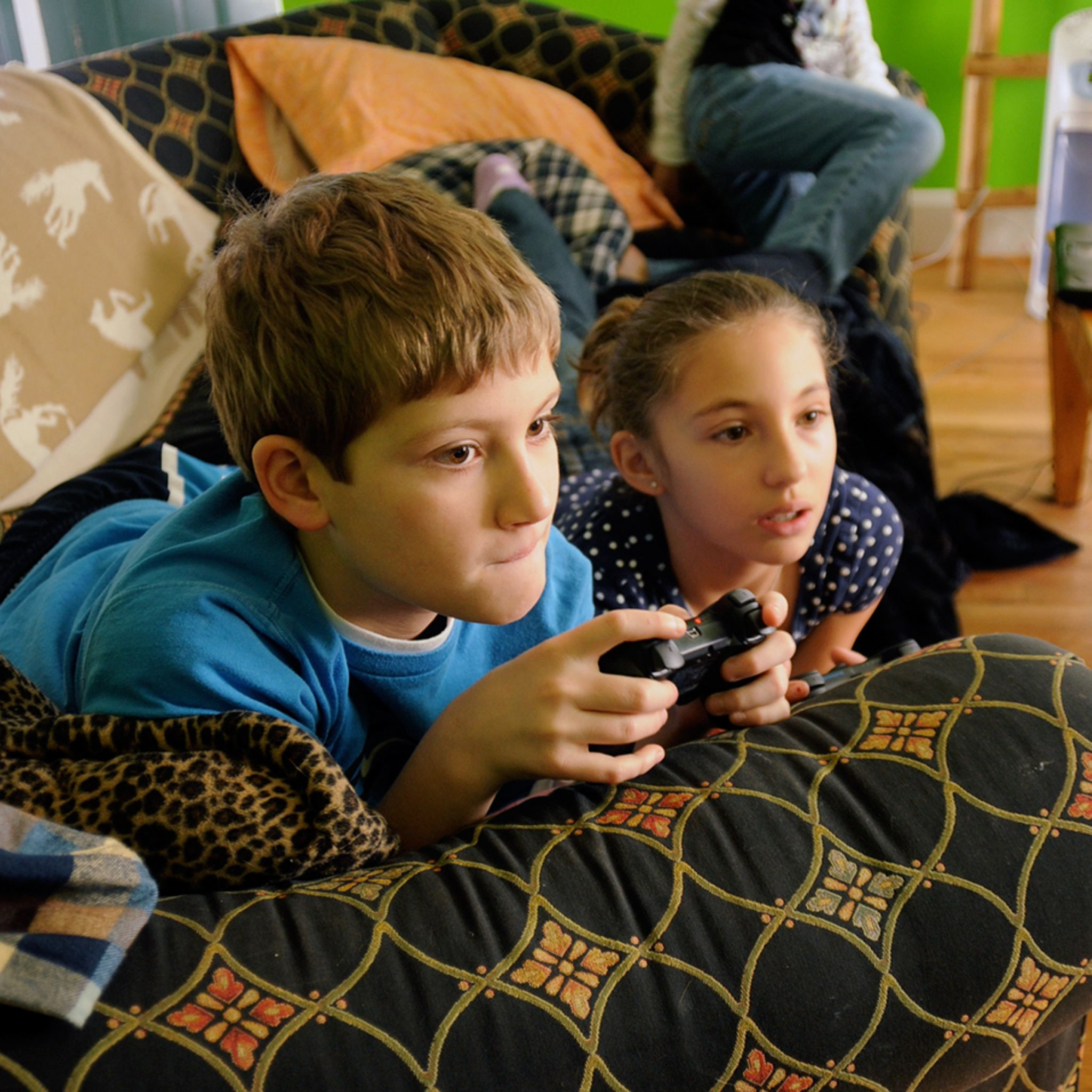 The Benefits of Video Games in Education Student