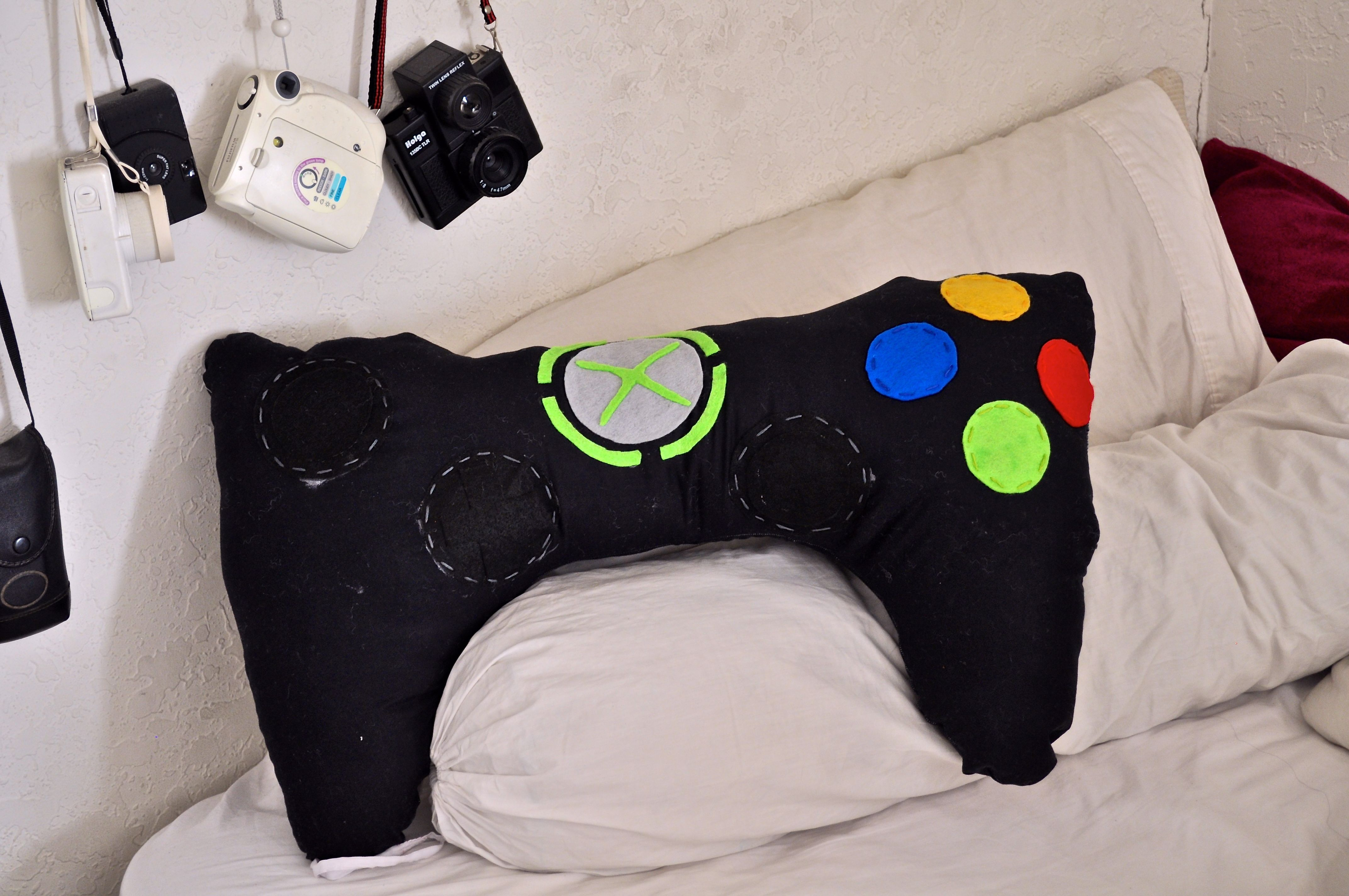 handmade xbox controller