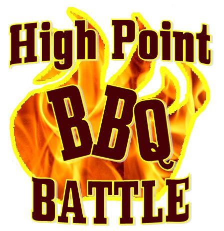 The High Point BBQ Battle website is complete with application forms - application forms
