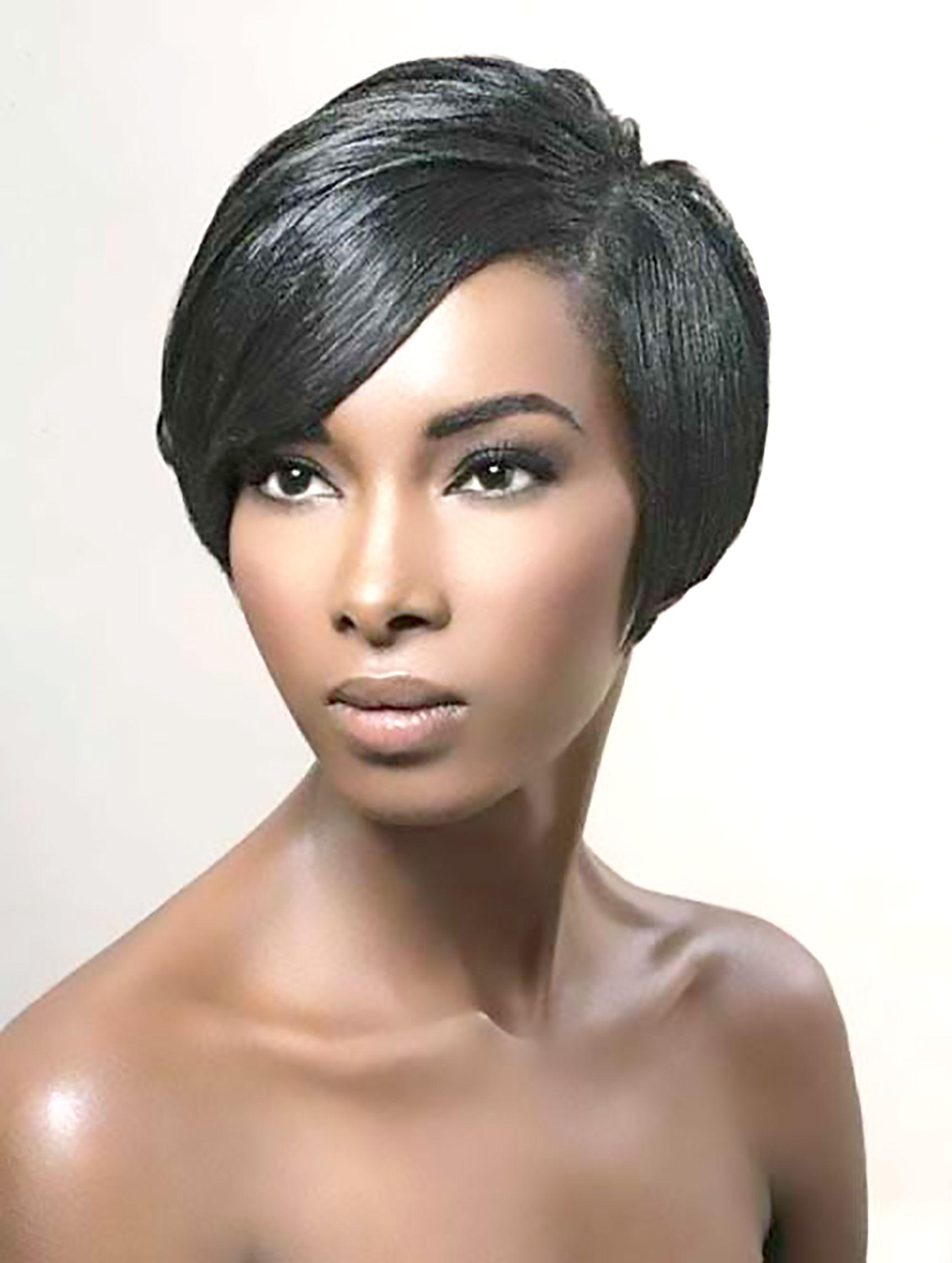 50++ Short curly bob hairstyles black hair inspirations