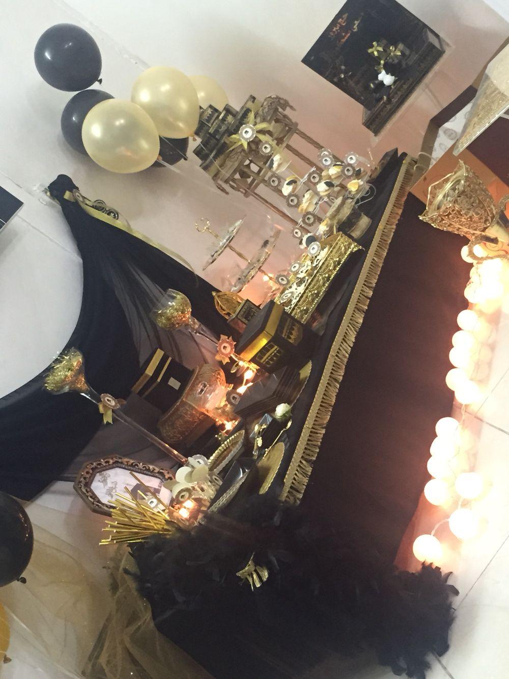 Umrah Banner: Hajj Reception استقبال الحجاج حج مبرور وذنب مغفور وسعي