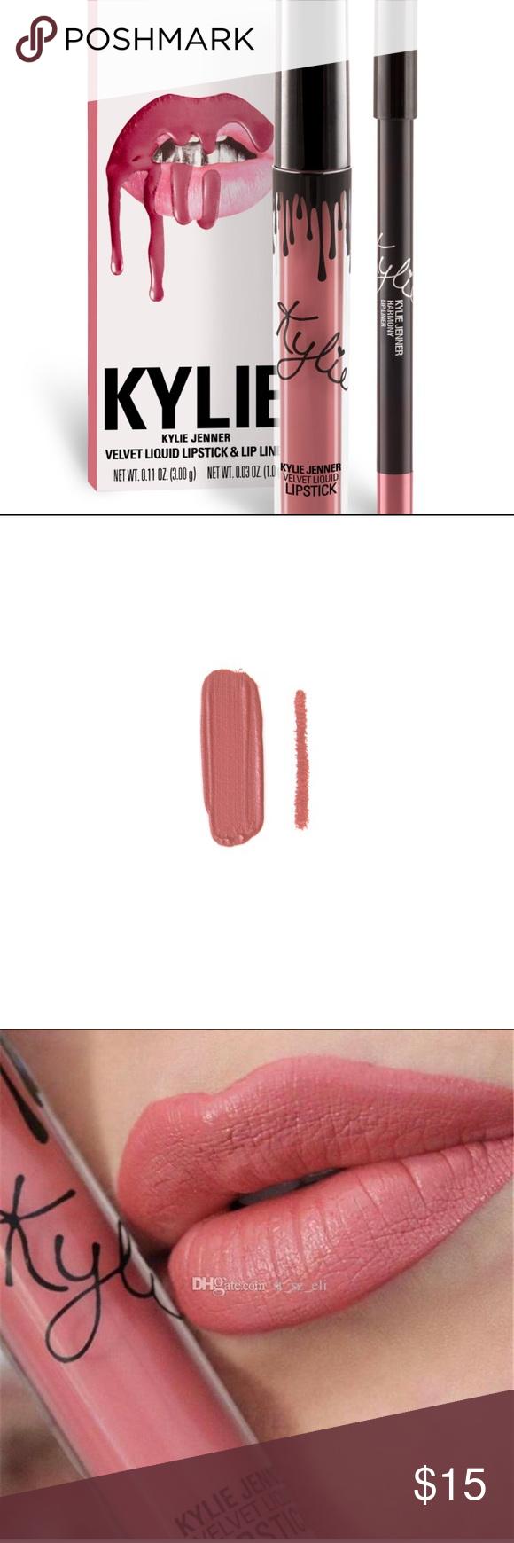 Kylie Lip Kit - Harmony