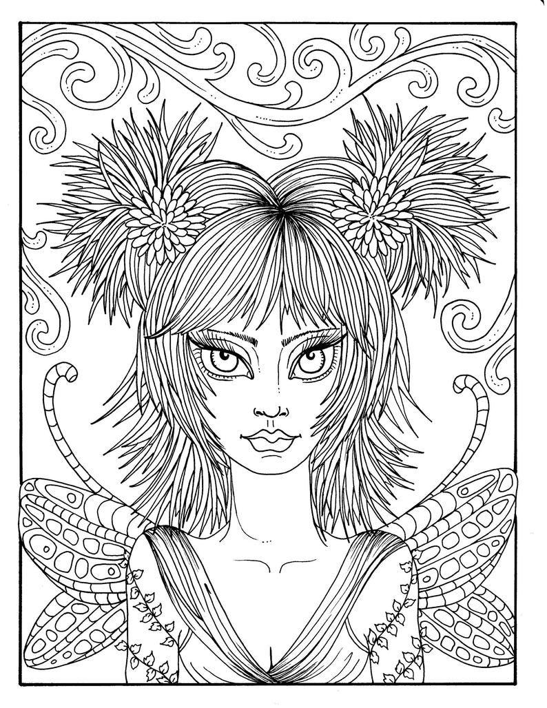 Pin On Fantasy Drawing
