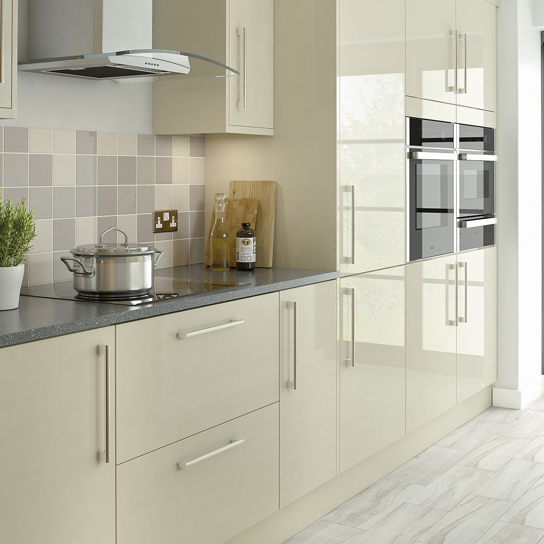 The Simmer kitchen from the kitchen range at Homebase is a