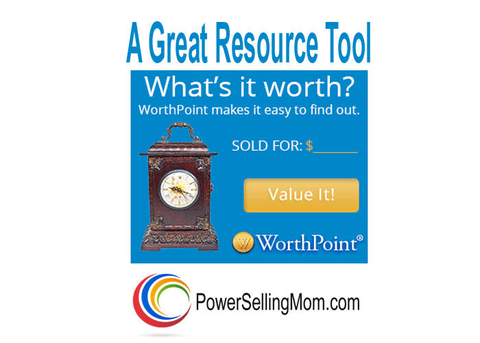 Worthpoint An Ebay Sellers Resource For Collectibles Antiques And Art Identification Ebay Advertising How To Find Out Ebay Auction