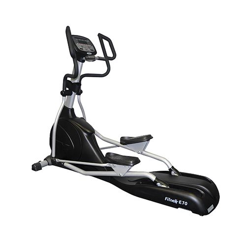 Fitnex Light Commercial Elliptical  There is a reason that #elliptical #machines are one of the most popular exercize machines and that the Fitnex Light Commercial Elliptical is one of the most popular elliptical machines. This low impact #machine provides a total #body #workout and accomidates #athletes up to 400 lbs. It has self generating power and includes 8 programs with 16 levels of resistance.