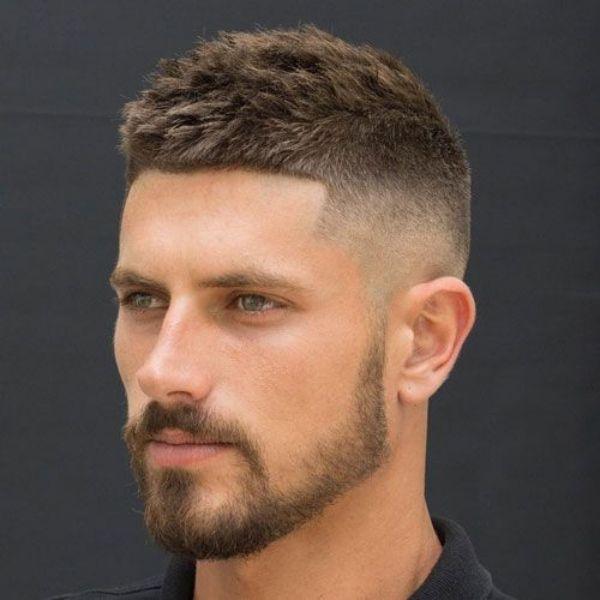 20 High And Tight Haircuts For Men Mens Haircuts Fade High Skin Fade Haircut Fade Haircut Styles
