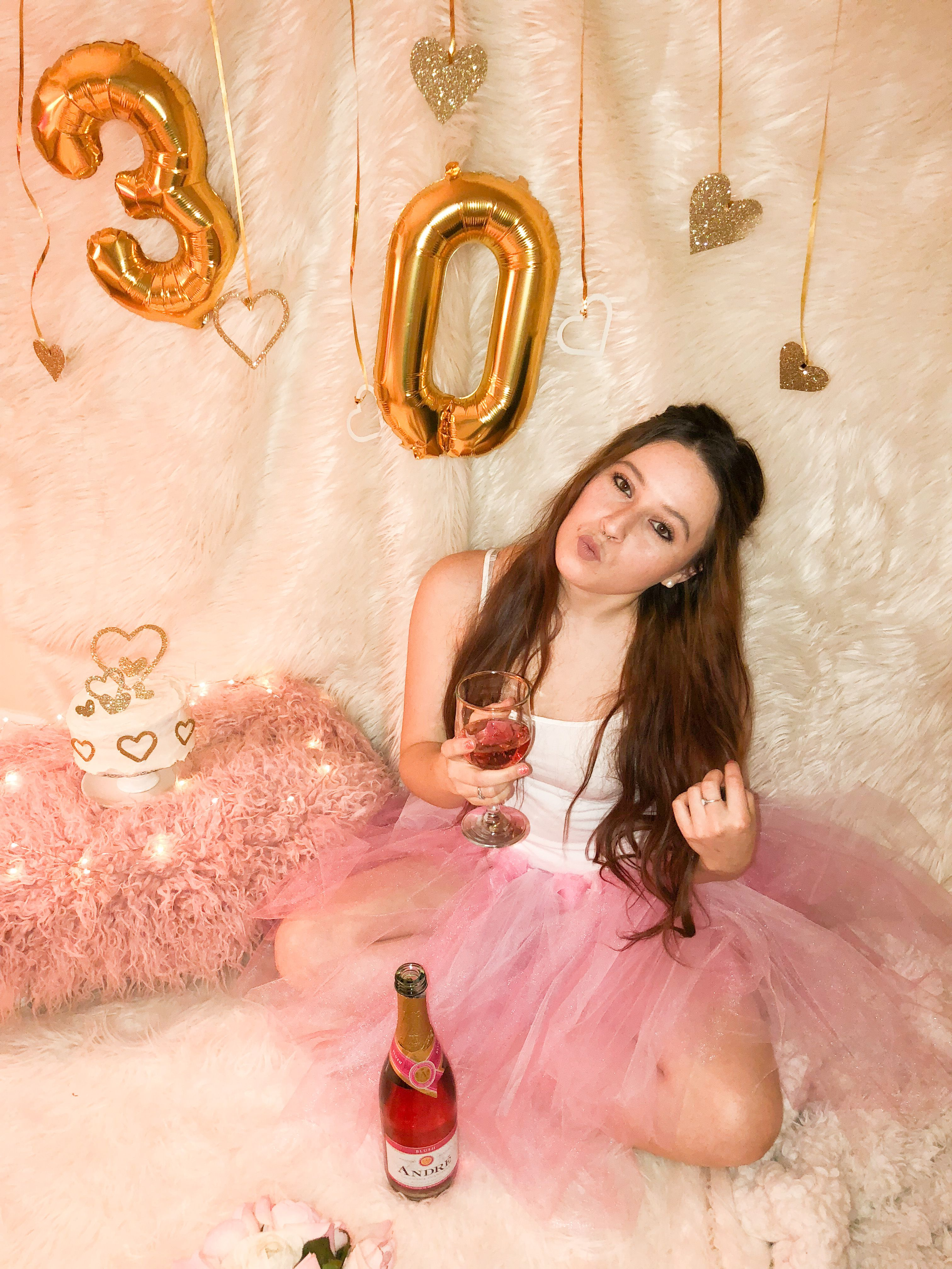 30 years old photo shoot 30th birthday themes old