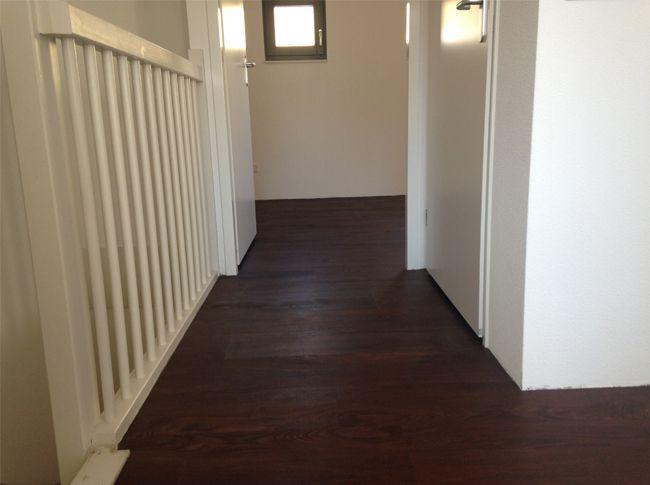 Mflor pvc vloer geluiddempend en ideaal in onderhoud. uitermate