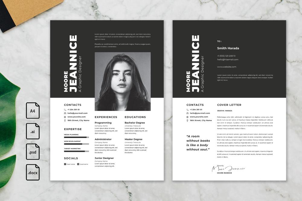 Cv Resume Graphic Designer Profile 20 In 2020 Resume Layout Resume Cv Resume Template