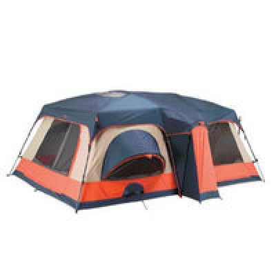 Cheap 3 Room Tents Amp Ozark Trail 15 Person 3 Room Split