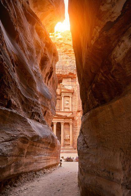Langes Wochenende in Jordanien für 75€ mit Flügen & Hotel + Tipps zu Petra & Wadi Rum