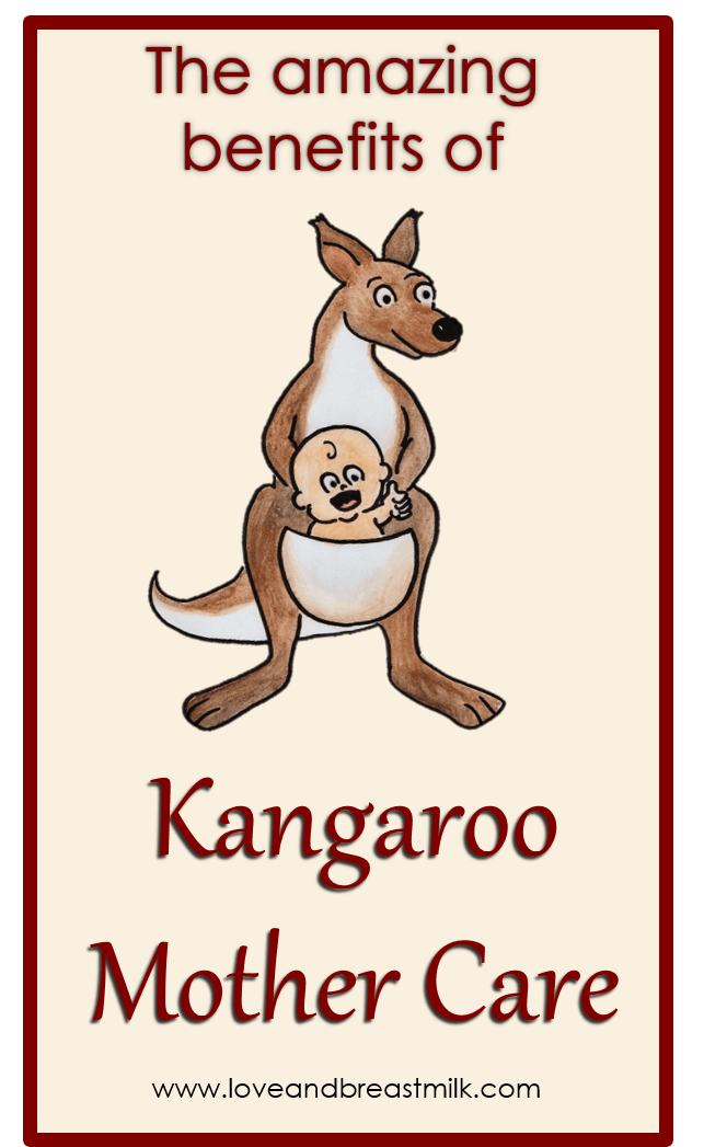 Kangaroo Mother Care The Best Way By Far To Care For