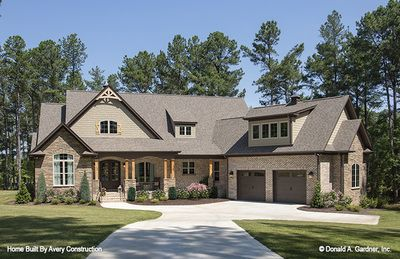 House Plans The Ambroise Home Plan 1373