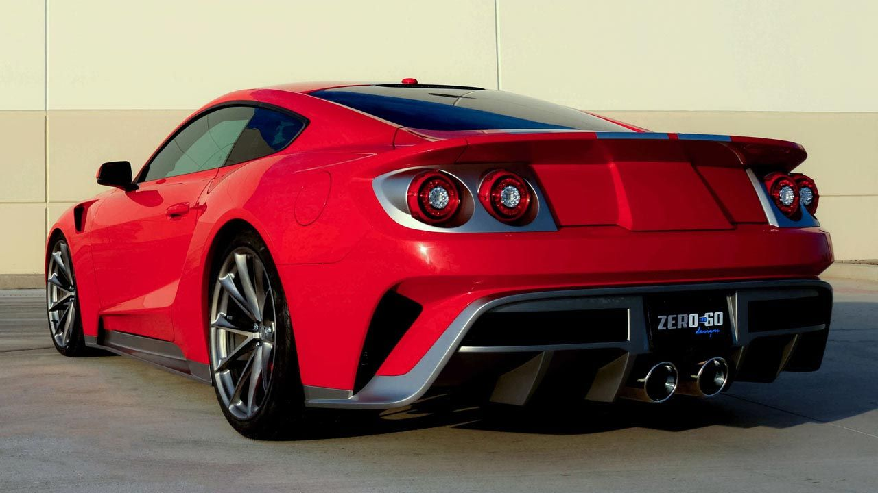 Ford Makes Legal Move Against Zero To 60 Design S Mustang Gtt Ford Gt Ford Mustang Mustang