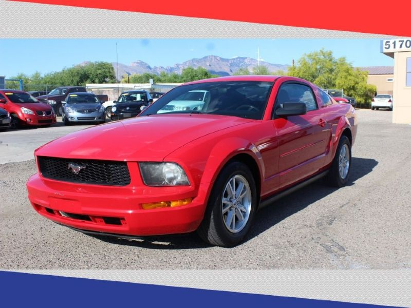 2006 FORD MUSTANG BASE Goliath Auto Sales LLC Auto