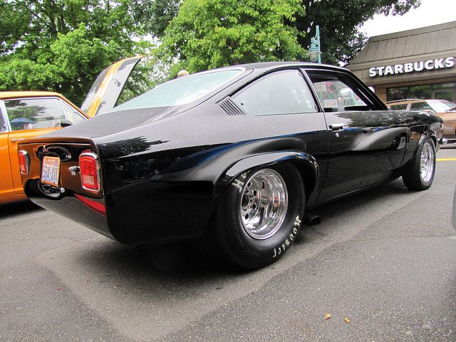 72 chevy vega | Chevy muscle cars, Chevy, Drag cars