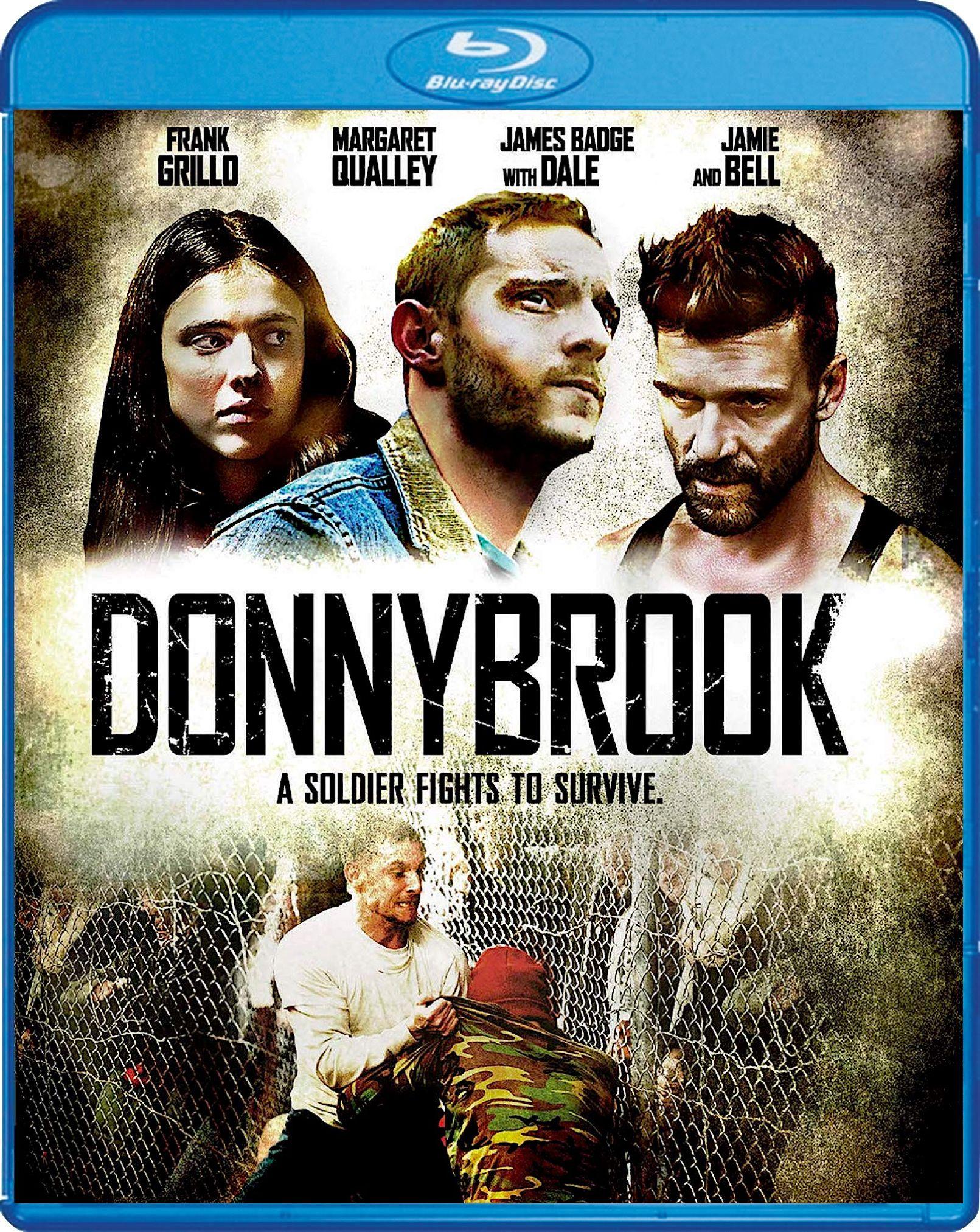 DONNYBROOK BLURAY (SHOUT FACTORY) Blu ray, Donnybrook