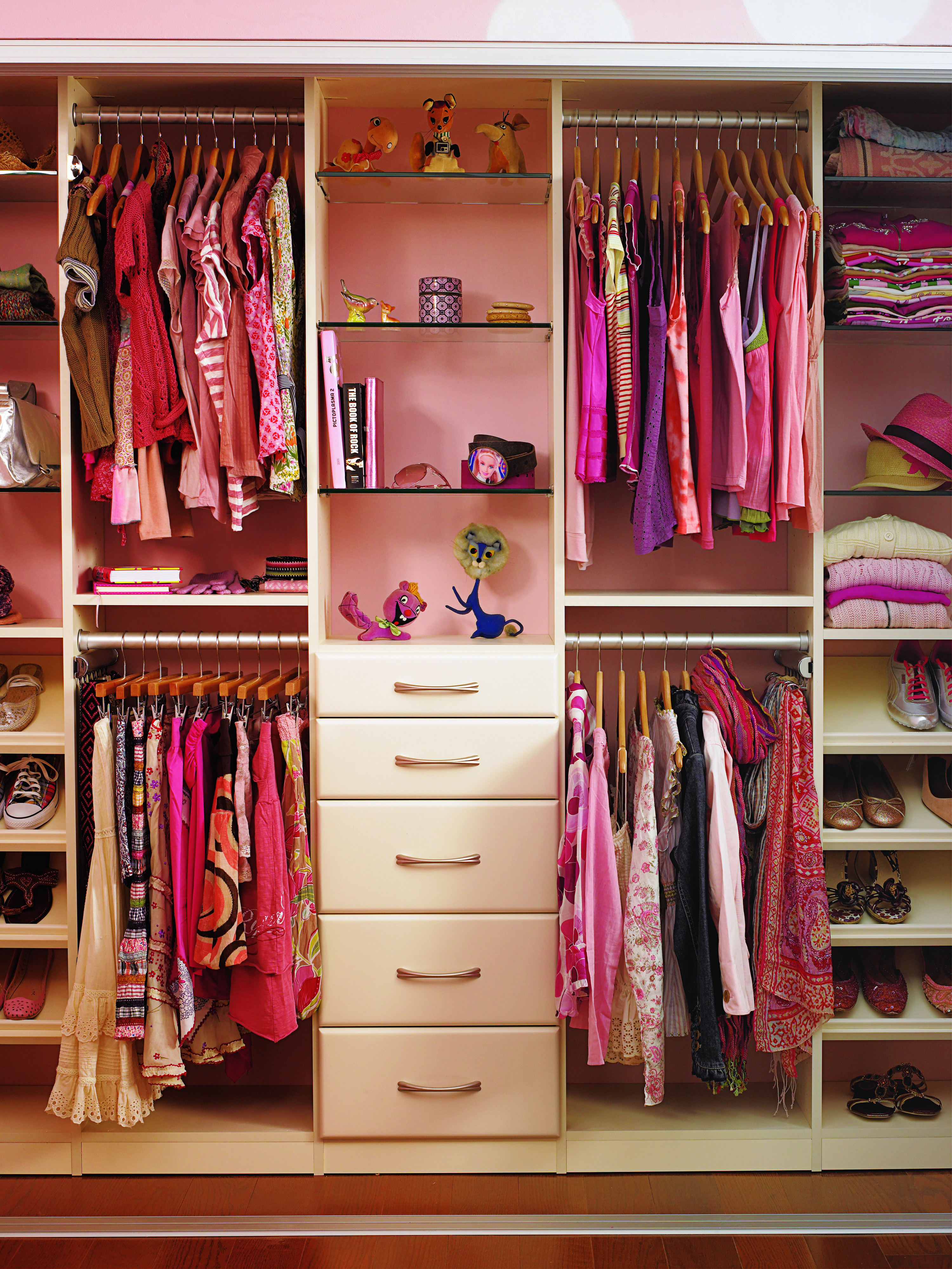 teen walk in closet. Exellent Walk We Love This Teen Closet Space  When Things Are In Order At Home Intended Teen Walk In Closet