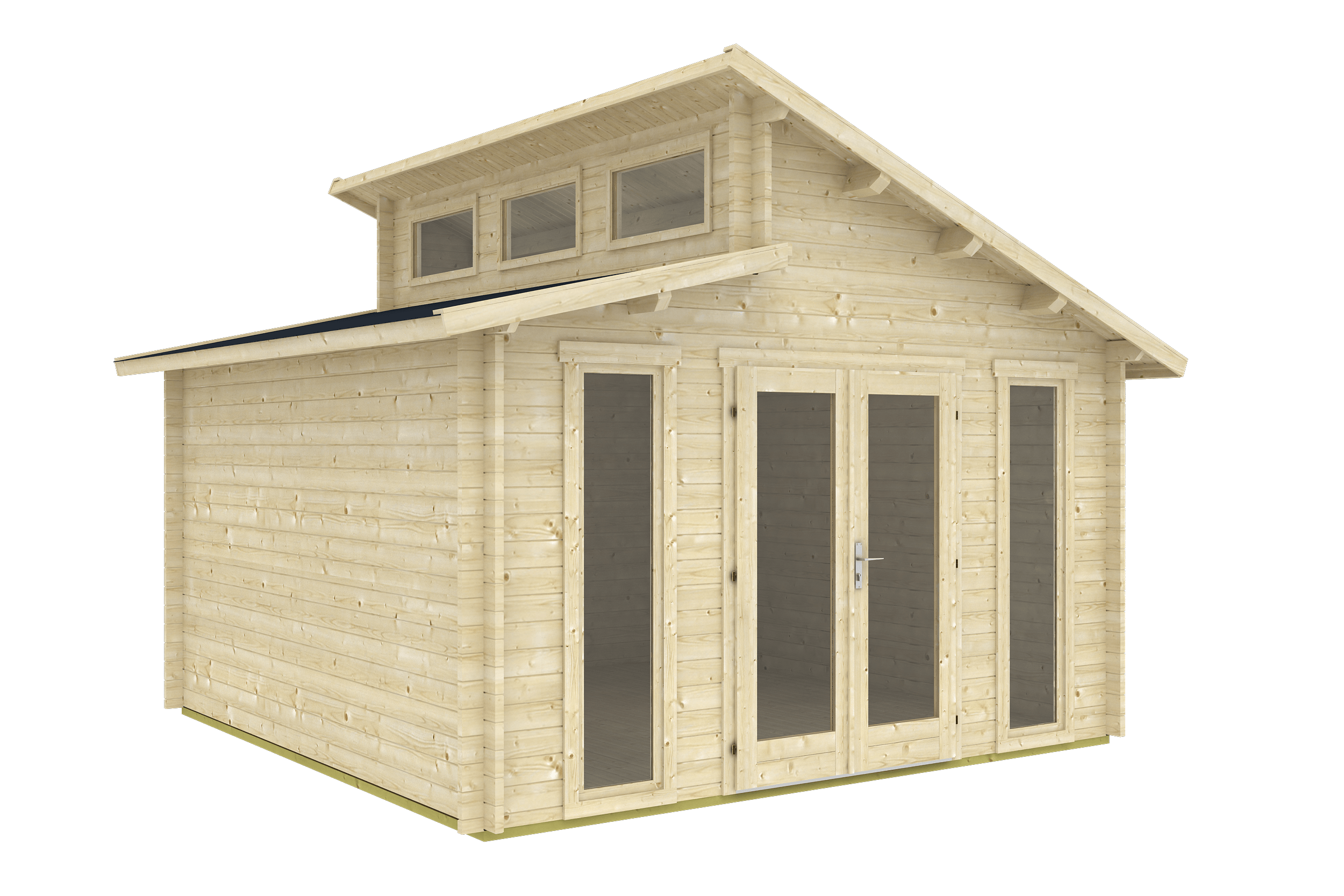 Leisure Buildings UK Ltd : home of the UK\'s finest garden cabins ...