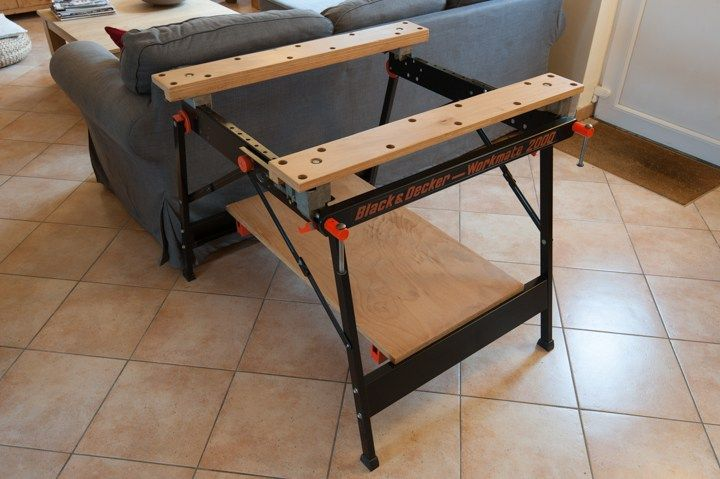 Black Decker Workmate 2000 Professionnel Black Decker
