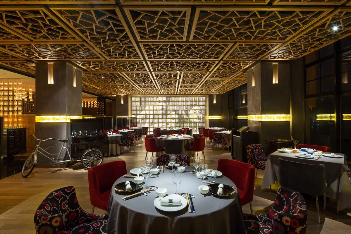 Cantonese Fine Dining Restaurant Y2c2 Picture Gallery Fine Dining Restaurant Bar Interior Design Fine Dining