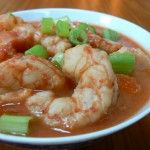Creamy Red Shrimp & Tomato Curry from PaleoPot - check out for paleo crock pot recipes