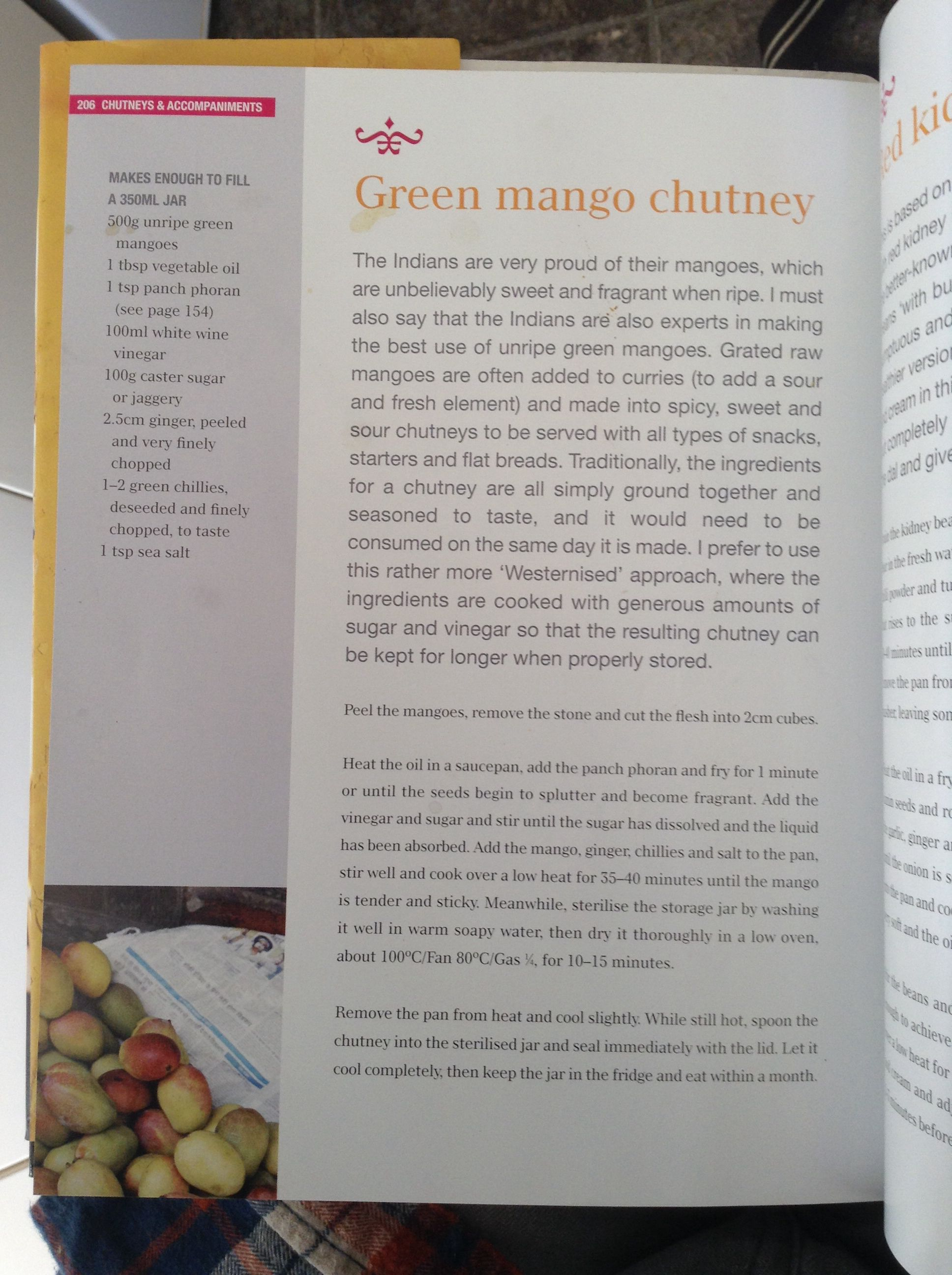Gordon ramsay green mango chutney curry christmas pinterest gordon ramsay green mango chutney ccuart Gallery