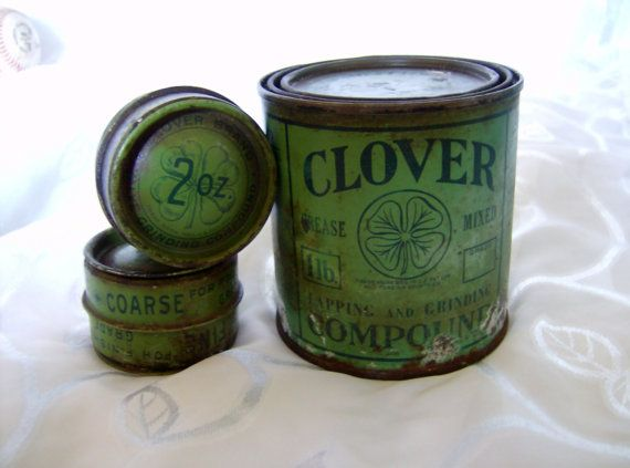 Man Cave Decor Gift Clover Compound Machine by PerfectlyGoodStuff, $85.00