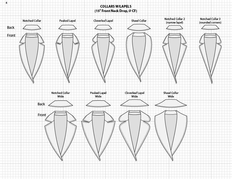 Adobe Illustrator planas esboço da forma Modelos - Minhas ...
