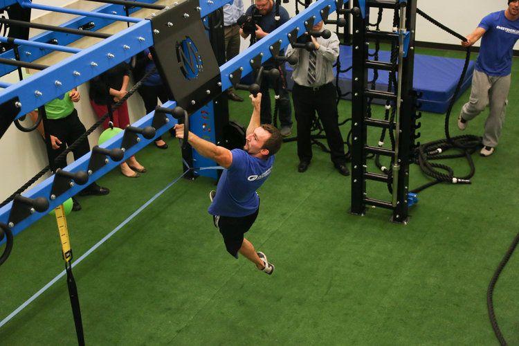 Ninja Strong Functional Training Calisthenics Calisthenics At Home Gym Workout Machines
