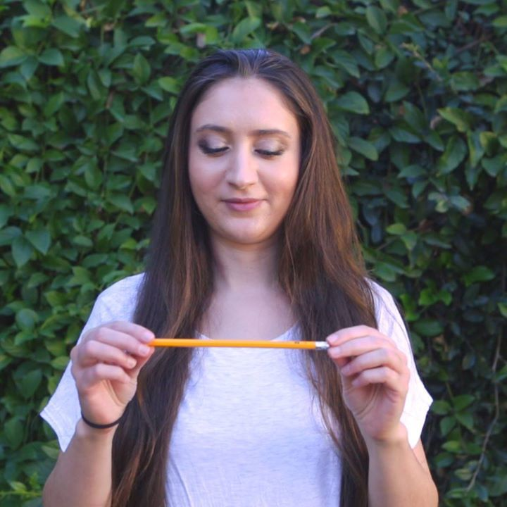 nice This Pencil Hack Will Make You Smile