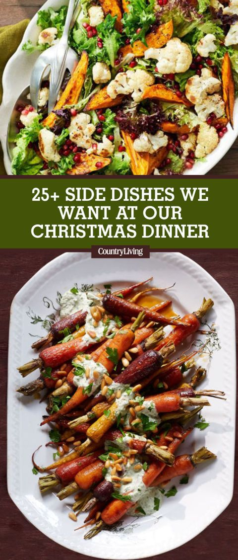 30 side dishes we want at our christmas dinner - Christmas Side Dishes Pinterest