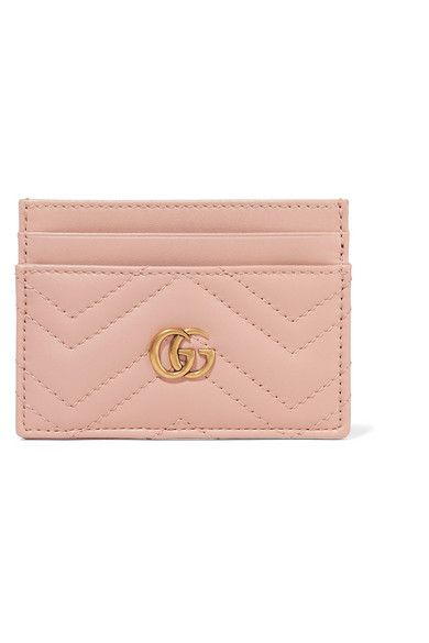 2de063caa0b67d Gucci - GG Marmont quilted leather cardholder in 2019 | Where To Buy ...