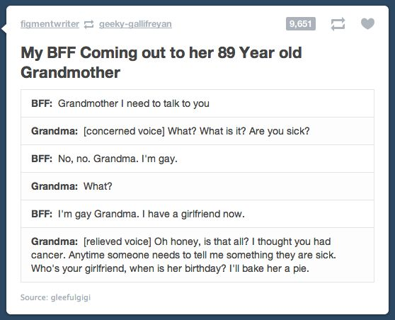 Bisexual stories tumblr