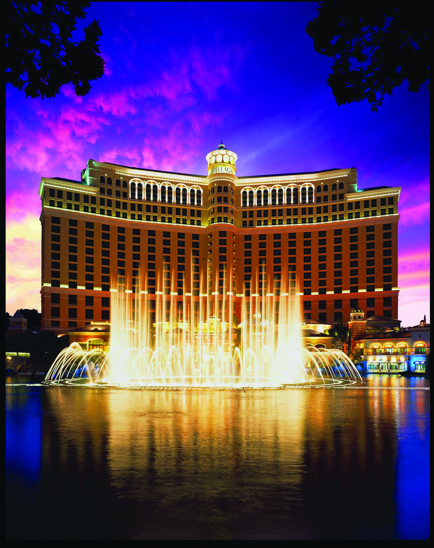 The Bellagio Hotel Casino Las Vegas Las Vegas Las Vegas Hotels