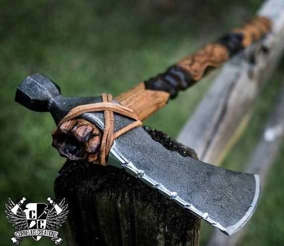 Jason Momoa Knives: Tomahawk Axe, Knives, Swords, Axe