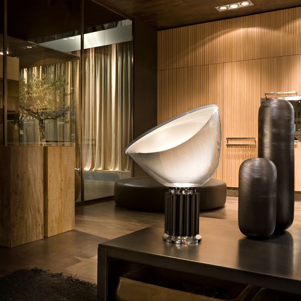 Taccia Table Light by Flos. Get it at LightForm.ca