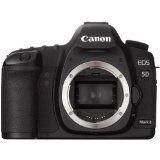Canon EOS 5D Mark II 21.1MP Full Frame CMOS Digital SLR Camera (Body Only) (Camera)By Canon