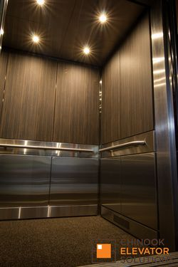 Theodora Apts Seattle Wa Elevator Interior Design